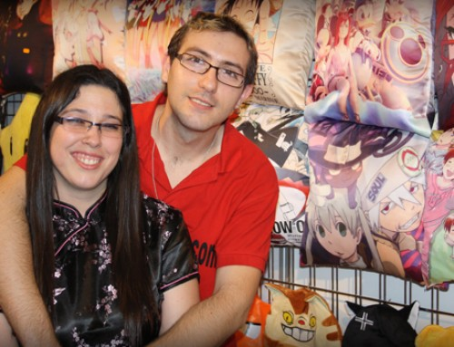 II Salón del Manga de Alicante: Entrevista a Konoha No Merchan