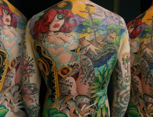 El diseño en … El Tatuaje (II)