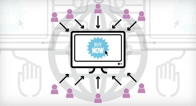 Ilustración del post consejos para aumnetar las visitas a tu tienda virtual